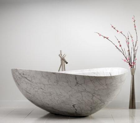 Marble bathtub ayasofya marble for Limestone bathtub